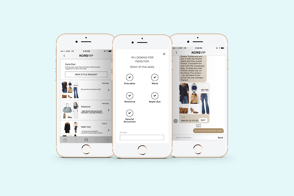 Integrate full styling and curation into your mobile app and deepen customer engagement.