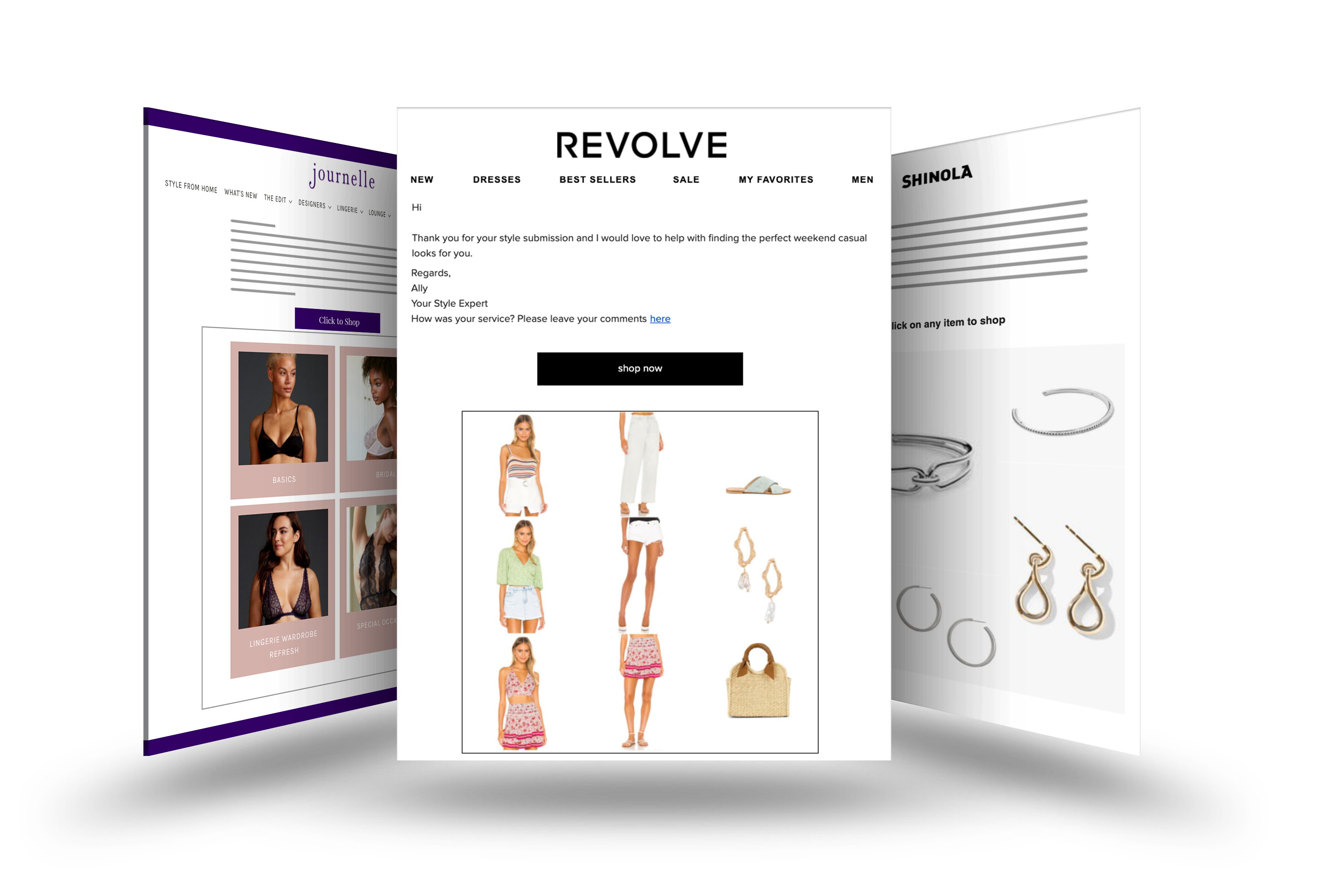 RemoteRetail Curated Campaigns: fully personalized product curation